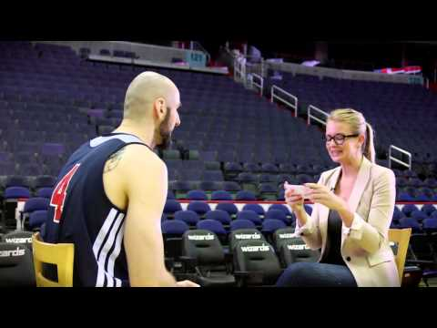 """Translating into Success"" with Marcin Gortat on NBA Inside Stuff"