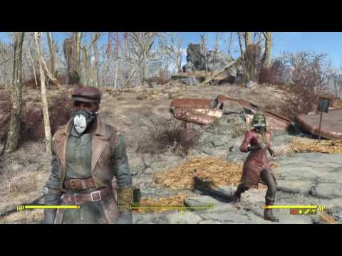 FALLOUT 4 STORY (SURVIVAL)