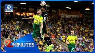 Update: Norwich Stun Manchester City 3-2