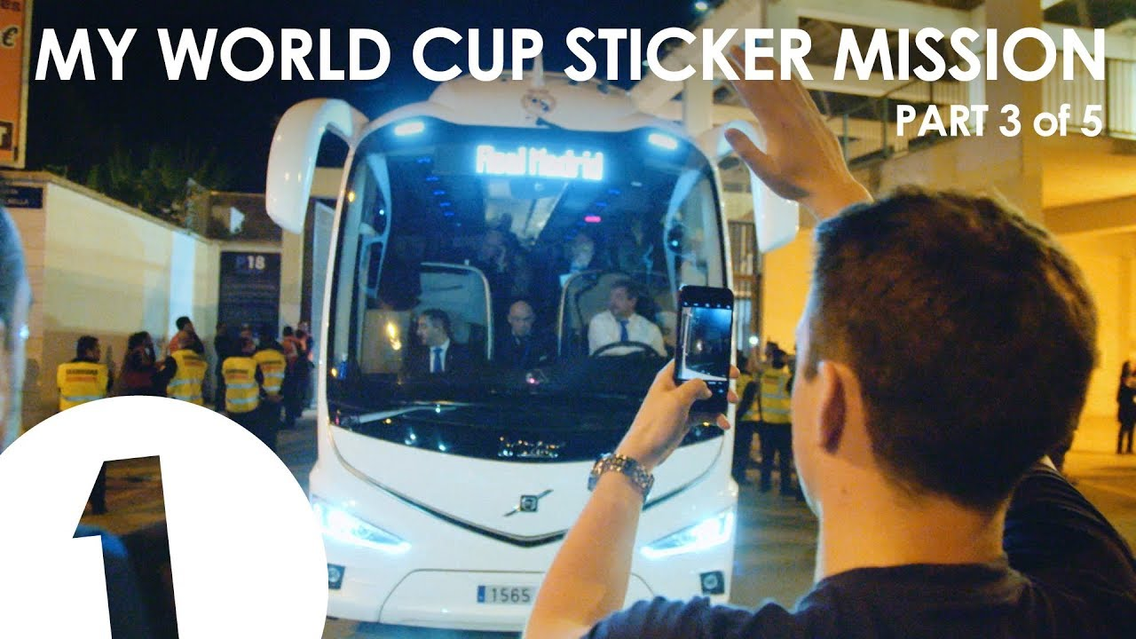 Need: Zinedine Zidane – My World Cup Sticker Mission Part 3