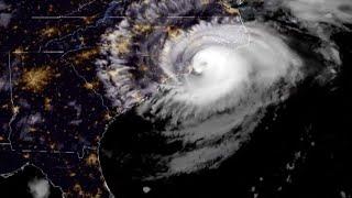 Usa, l'uragano Florence tocca terra. 500mila case senza luce