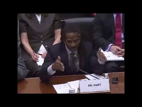 Dr Carl Hart Congressional Testimony 6 20 2014