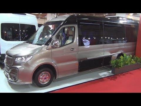 Mercedes-Benz Sprinter Cancan Oto Bus (2020) Exterior And Interior