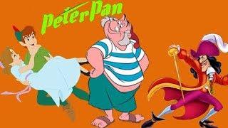 Le avventure di PETER PAN - Animazione Film Completo in Italiano