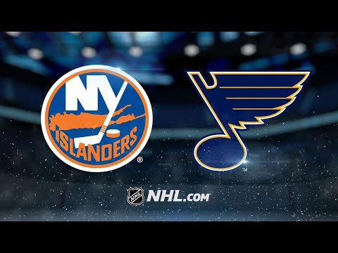 Greiss, Lee lead Isles to 5-2 win over Blues