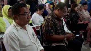 Village Festival held in Indonesia