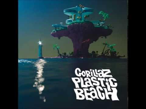 Gorillaz - Plastic Beach - Album