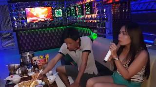 Karaoke in Saigon ( Ho Chi Minh City, Vietnam