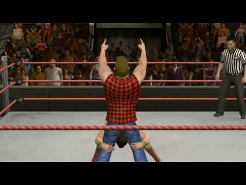 WWE SmackDown vs. RAW 2010 12/26/09 17:09 ...