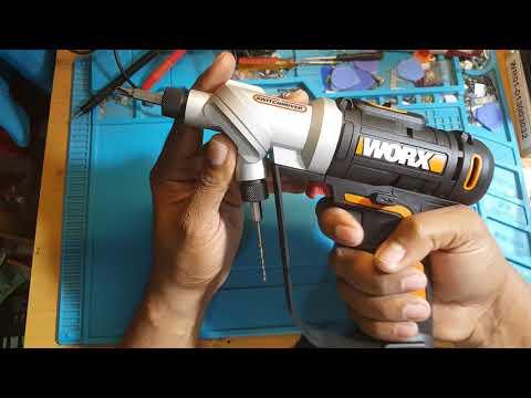 Probando el Worx Switchdriver WX176L | Carpintería en Casa (Quédate En Casa 2020)