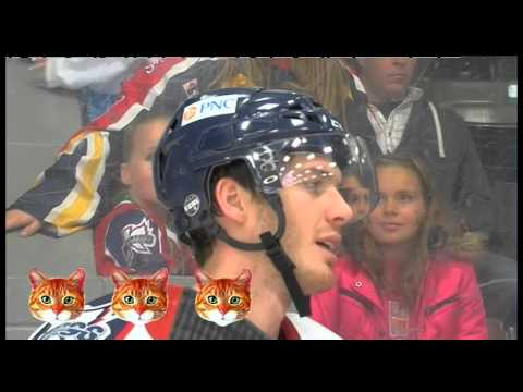 "The Best Hockey Player Plays The ""meow Game"" In A"