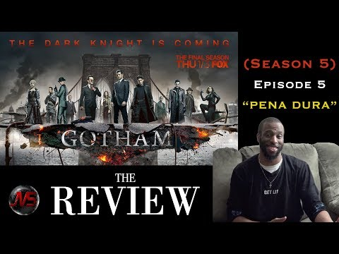 GOTHAM (SEASON 5) Ep. 5
