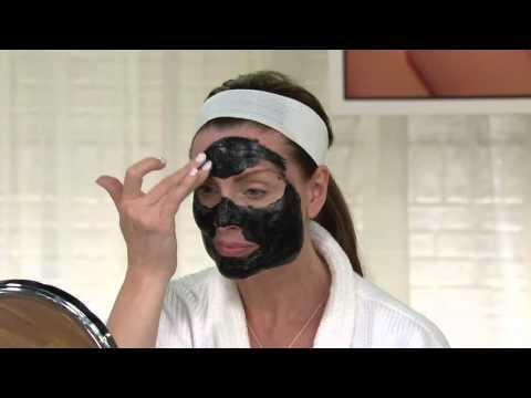 Peter Thomas Roth Irish Moor Mega Size Black Mud Mask Auto-Delivery on QVC