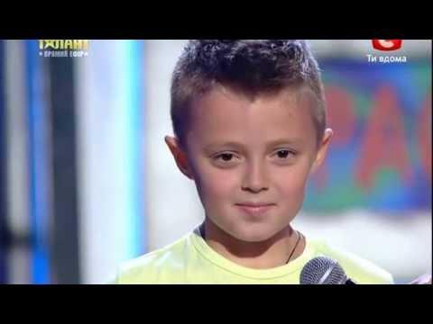 Украина мае талант 4  Полуфинал 5  Виталий Тищенко