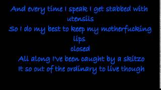 Twiztid - Sick Man Lyrics