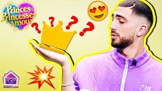 Anthony Alcaraz (LPDLA6) : Quelle couronne pour sa princesse Cynthia ?
