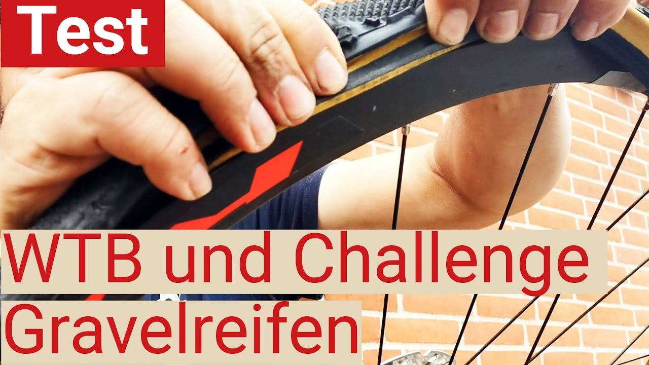 WTB Riddler vs. Challenge Gravel Grinder: Ein ungleicher Tubeless-Kampf?