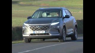 Essai Hyundai Nexo Executive (2019)