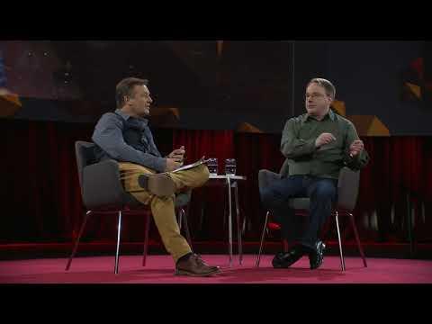The mind behind Linux Linus Torvalds (COPY)