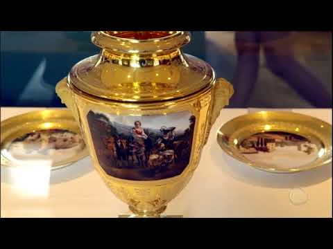 50 por 1: Álvaro Garnero visita mansão de Napoleão Bonaparte na França