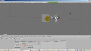 Ira Krakow's Camera Fly Mode Blender 2.49b Tutorial