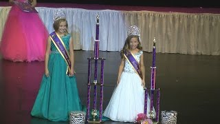 Miss Barstow Children's Pageant 2015 (Highlights!)