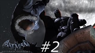 Batman: Arkham Origins - PC Gameplay Walkthrough Part 2 HD
