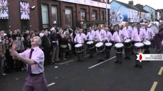 Ballycraigy Sons of Ulster Auld Boys @ East Belfast Protestant Boys Parade