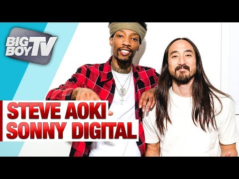 Steve Aoki & Sonny Digital on His Album Kolony & Michael Jackson Remix