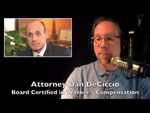Orlando Worker's Compensation Attorney Dan DeCiccio