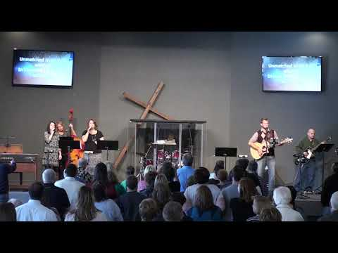 Frosty - Cross falls on drummer during service