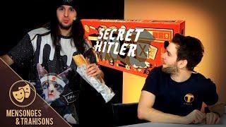 Skyyart nous présente son cadeau de Noël, Secret Hitler - Mensonges et Trahisons