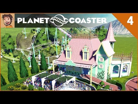 Let's Play - Planet Coaster - Part 4