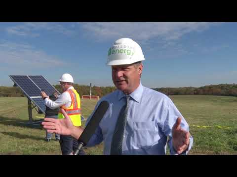 Annapolis Renewable Energy Park Begins Construction
