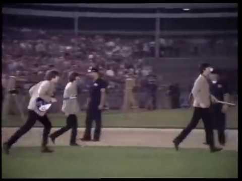 The Beatles at Shea Stadium