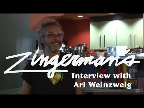 Zingerman's Interview with Ari Weinzweig