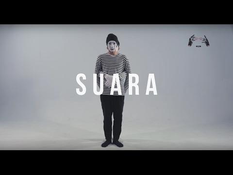Kunto Aji - Suara (Official Lyric Video)