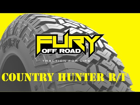 #TireTuesday: Fury Country Hunter R/T