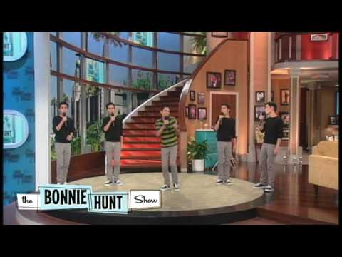 """""""I Wanna Dance With Somebody"""" on Bonnie Hunt Show"""