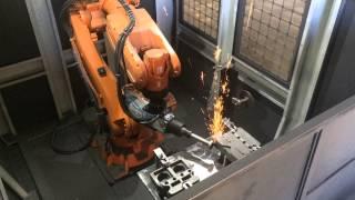 Taşlama robot