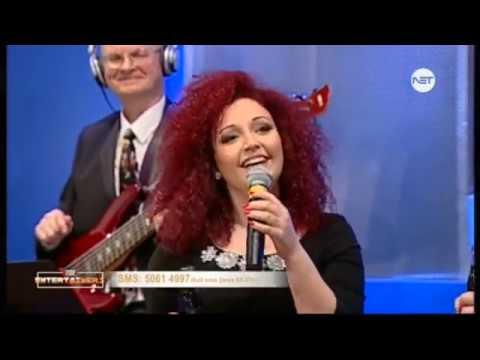 Roberta Mallia - La Voix on The Entertainers