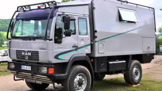 Abenteuer Allrad 2011 - Expeditionsmobil