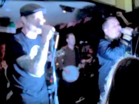 Dropkick Murphys - Burn @ McGreevys in Boston, MA (1/8/13)