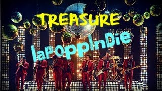 TREASURE| BRUNO MARS| SUBTITULADA AL ESPAÑOL- LYRICS IN ENGLISH|