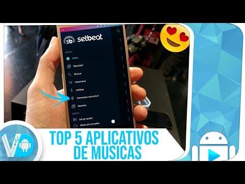 TOP 5 MELHORES APLICATIVOS PRA OUVIR MÚSICAS (ONLINE/OFFLINE) DE GRAÇA - 2018