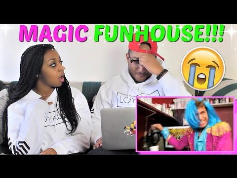"Brandon Rogers ""MAGIC FUNHOUSE Episode 1: A Broadcast of Errors"" Reaction!!!"