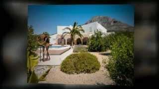 Villa de Luxe a Vendre, Montgo Valls, Javea, Molino Villas 3503