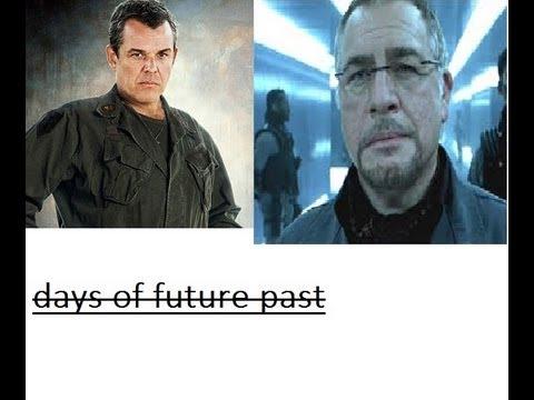 X Men Days Of Future Past William Stryker x men days of future p...