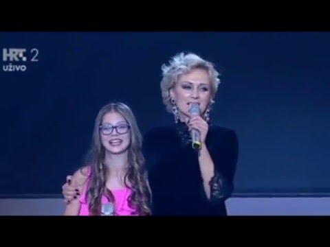 VANNA & MIA NEGOVETIĆ - Kao rijeka - Live