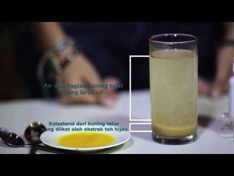DEMO PRODUK NUTRILITE | Nutrilite CH Ballance with Green Tea Extract Halau Kolesterol